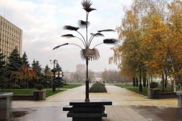 """По мотивам """"Пальмы Мерцалова"""""""