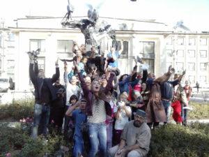 XX кузнечный фестиваль Парк кованых фигур @ Парк кованых фигур | Донецьк | Донецька область | Украина