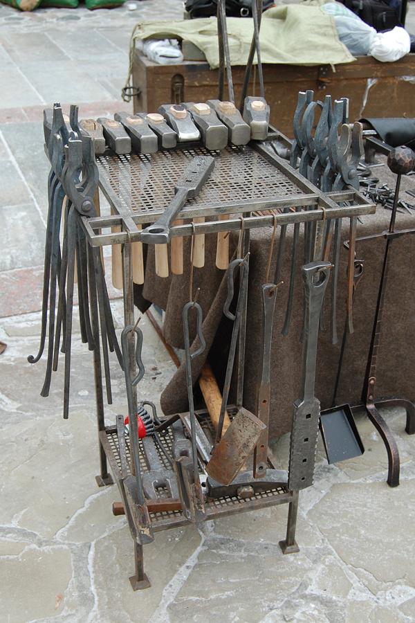 Кузнечный инструмент