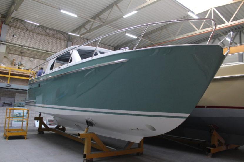 Яхта Courage 35